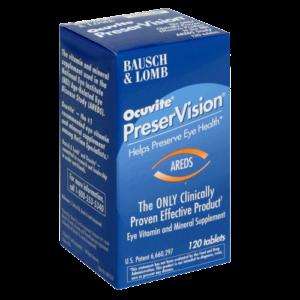 Ocuvite® PreserVision™